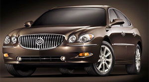 buick allure Super