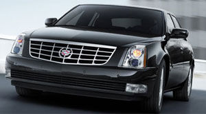 cadillac dts Luxury