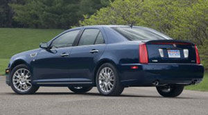 cadillac sts V6 Luxury Performance