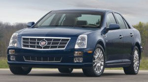 cadillac sts V8 Luxury