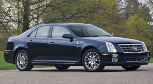 cadillac sts V8 Premium Luxury Performance