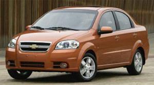 2009 Chevrolet Aveo Specifications Car Specs Auto123
