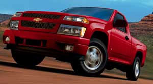 chevrolet colorado LT 1SD