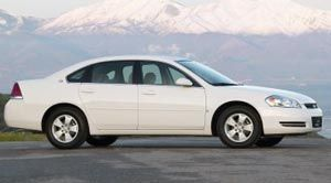 2009 Chevrolet Impala | Specifications - Car Specs | Auto123