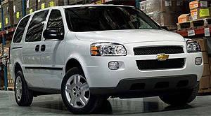 2009 Chevrolet Uplander  Specifications  Car Specs  Auto123