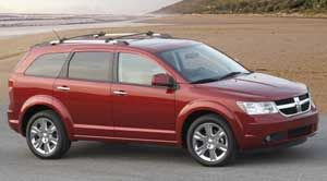 dodge journey R/T TI