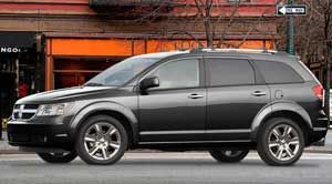 dodge journey SXT TI