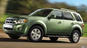 ford escape 4RM