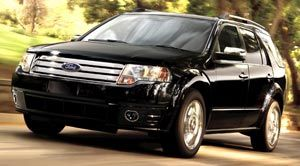 2009 ford taurus x specifications car specs auto123. Black Bedroom Furniture Sets. Home Design Ideas