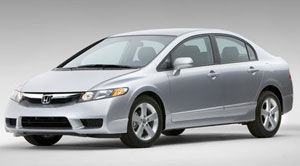 Marvelous Honda Civic EX L