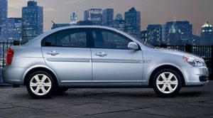Hyundai Accent 25th Anniversary Edition