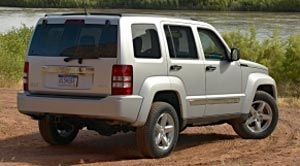 jeep liberty North