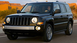 jeep patriot Rocky Mountain