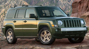 2009 jeep patriot specifications car specs auto123. Black Bedroom Furniture Sets. Home Design Ideas