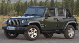 jeep wrangler 2009 fiche technique auto123. Black Bedroom Furniture Sets. Home Design Ideas
