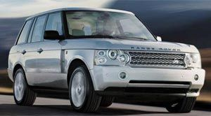 land-rover range-rover Supercharged