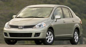 2009 Nissan Versa Specifications Car Specs Auto123