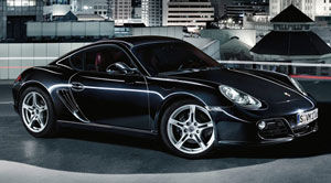 porsche cayman Base