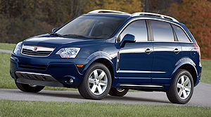 saturn vue XR-6