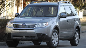 2009 Subaru Forester | Specifications - Car Specs | Auto123
