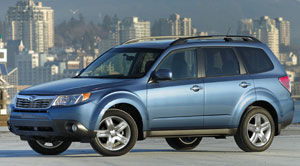 2009 subaru forester specifications car specs auto123. Black Bedroom Furniture Sets. Home Design Ideas