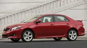 Delightful Toyota Corolla XRS