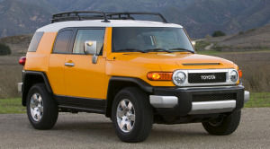 2009 Toyota Fj Cruiser Specifications Car Specs Auto123