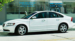 2009 volvo s40 mpg