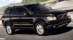 2009 volvo xc90 | specifications - car specs | auto123