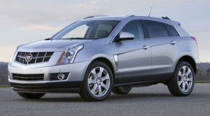 cadillac srx Luxe