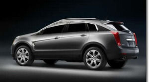 cadillac srx Luxe haute performance