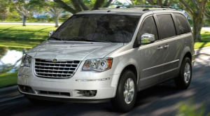 chrysler town-country Touring