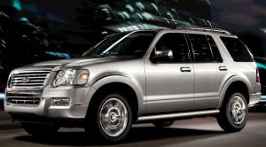 ford explorer Limited V8 TI