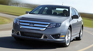 Ford Fusion Sel V Awd