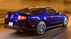 2010 Ford Mustang Specifications Car Specs Auto123