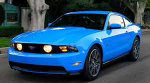 ford mustang Value Leader