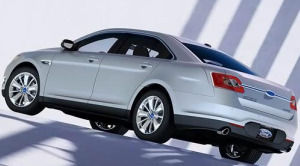 ford taurus Limited TI