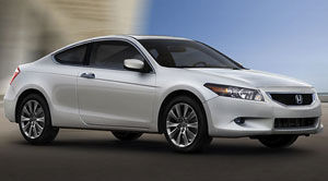 honda accord EX-L V6 6MT