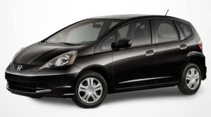 honda fit DX