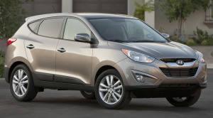 Hyundai Tucson Limited