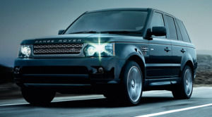 land-rover range-rover-sport HSE