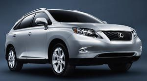 2010 Lexus RX | Specifications - Car Specs | Auto123