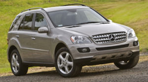 2010 mercedes benz m class specifications car specs for Mercedes benz ml350 msrp