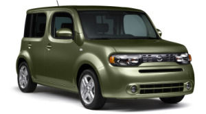 nissan cube 1.8 S