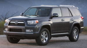 toyota 4runner SR5 V6 Upgrade Package