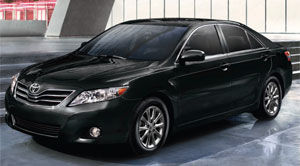 camry4dr xlev6 - 2010 Toyota Camry Se At