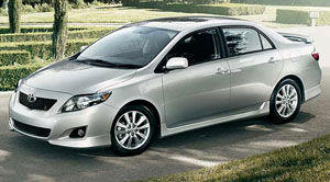 High Quality Toyota Corolla S