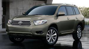 Beautiful Toyota Highlander Limited