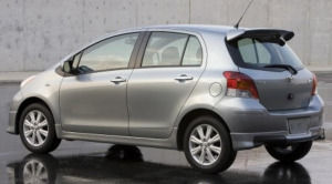 yarishatchback5dr rs5door - 2010 Toyota Yaris 5 Door Liftback