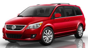 volkswagen routan Highline